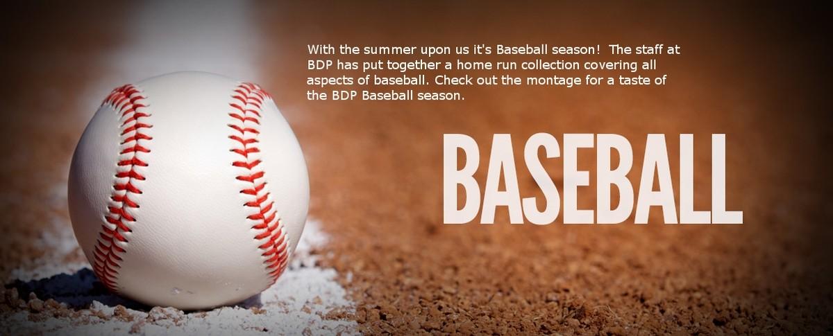 Baseball Radio production